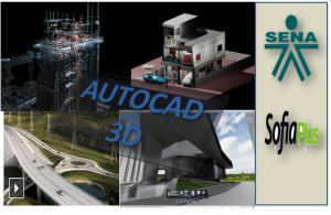 CURSO VIRTUAL AUTOCAD 3D