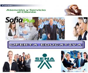 oferta educativa servicio al cliente