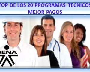 TECNICOS MEJOR PAGOS