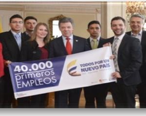 40 mil primeros empleos
