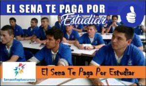El Sena Te Paga Por Aprender