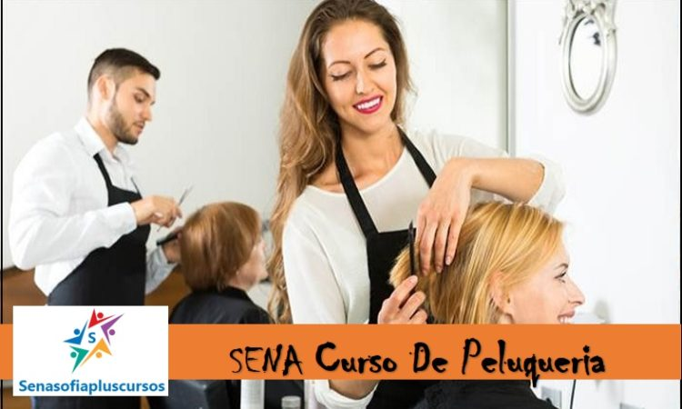 Curso de peluqueria sena