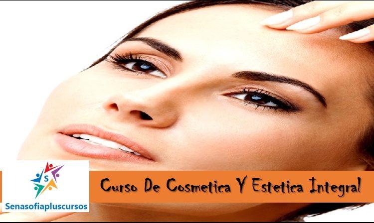 cosmética y estética