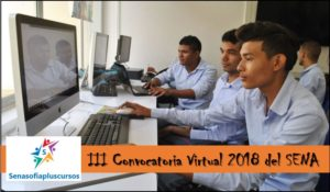 Convocatoria Virtual