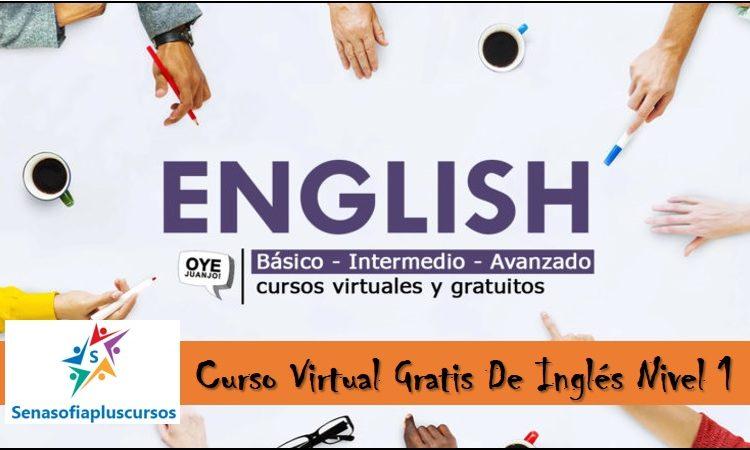 Sena Curso Virtual Gratis De Ingles Nivel 1 Cursos Virtuales Cursos Cortos