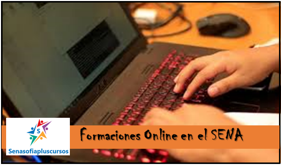Formaciones online en el SENA